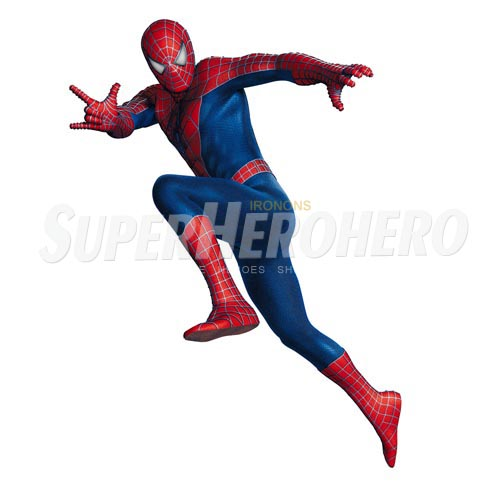 Designs Spiderman Iron on Transfers (Wall & Car Stickers) No.4619